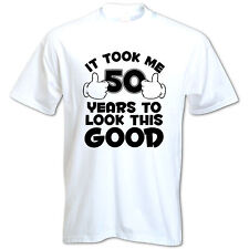GIFT BOXED It Took Me 50 Years 1965 50th Birthday Present Gift Idea Mens T Shirt