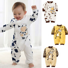 Newborn Girl Boy Clothes Baby Clothes Infant Girls Boys Romper Jumpsuit Clothes