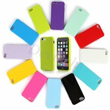 Ultra Thin Gel Fitted Case Skin Cover Solid Color for Apple iPhone 6 Plus 5.5''