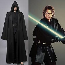 Star Wars Revenge of the Sith COSplay Costume Darth Vader Anakin Skywalker Suit