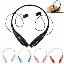 Wireless Bluetooth Stereo Headset Earphone for Cellphone Smart Phone 6 Plus HTC