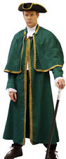 DELUXE REGENCY/Gothic Victorian MR BUMBLE - HIGHWAYMAN Overcoat SML-XXXXL
