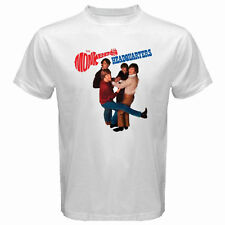 New THE MONKEES Headquarters Rock Band Legend Men's White T-Shirt Size S to 3XL