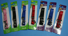 Dog Leash 4ft or 6 ft long with swivel hook choice of size and color by Pet Inc.