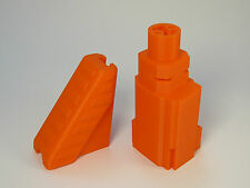 Oznerfnerd Nerf Stryfe Stock Adapter and Fore Grip Set