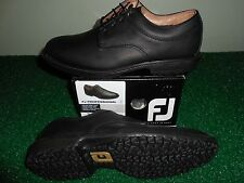 NEW FootJoy PROFESSIONAL Spikeless Golf Shoes, BLACK, Style 57029, PICK A SIZE