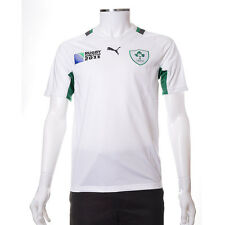 Puma Ireland Official World Cup Rugby Shirt White/Ebony