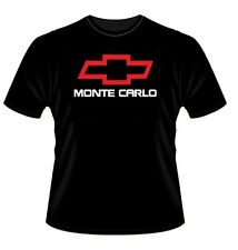 MONTE CARLO T-Shirt S-2XL adult Hot Rod chevy big block classic