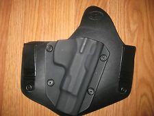 CZ IWB Kydex/Leather Hybrid Holster with adjustable retention
