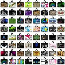 "Soft 10"" 10.1"" 10.2"" Sleeve Bag Case For Mini Laptop Netbook Android Tablet PC"
