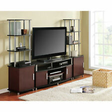 Entertainment Center TV stand media tower concole cabinet bookcase shelves NEW