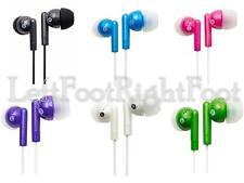 Groov-e GVEB3 Kandy Colourful Comfortable In-Ear Earbuds Headphones Earphones