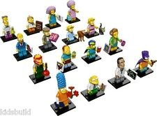 Pre-order LEGO Minifigures THE SIMPSONS Series - 71009 - CHOOSE YOUR MINIFIGS