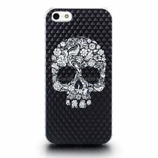 Skull Pattern Back Case Cover Hard Protective Skin Shell for Apple iPhone 5 5S