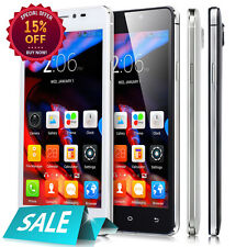 "5""3G Android Unlocked AT&T T-mobile Smartphone WIFI GPS Straight Talk GSM"