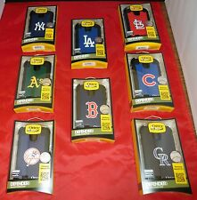 Brand New! Otterbox Defender Case For Samsung Galaxy S4 & Belt Clip Sports Logos