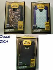 Brand New! Otterbox Defender Case For Samsung Galaxy S4 & Belt Clip