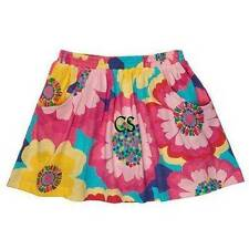 NWT-Tod Girls Carters Pink Multi or White Skort Skirt Scooter-12, 18 & 24 mths
