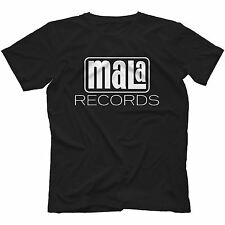 Mala Records T-Shirt 100% Cotton Amy Records Bell Records