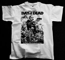 SHIRT George Romero's DAY OF THE DEAD // S-XXL // Classic Horror Zombie Walking