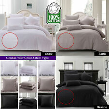 ARDOR 100% Cotton Waffle Quilt Cover Set SINGLE DOUBLE QUEEN KING Super King