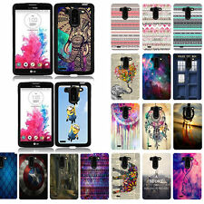 For LG G Vista VS880 Design Slim Fit Hard Phone Case Cover
