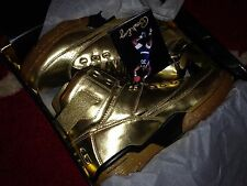 EWING 33 HI ALOYSIUS PACKER SHOES FAME & WAR 8-13 GOLD FABOLOUS TEYANA TAYLOR
