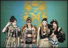 T-ARA N4 1st Mini Album [Jeonwon Diary] :: CD with Photo Booklet,Poster,New,Kpop