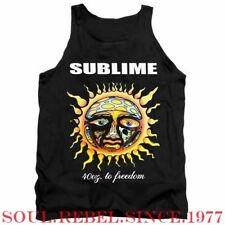 Sublime Long Beach Ca rock band tank top men's sizes