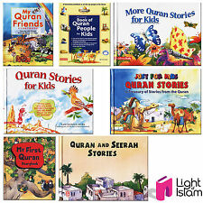 A Series of Best Selling Hard Back Quran Storybooks for Kids - Islamic Books