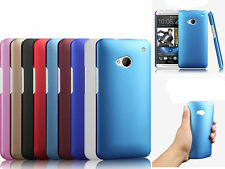 Slim Rubberized Matte Snap-On Hard Shell Case Cover Skin For All HTC Cell Phone