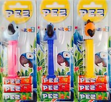 PEZ Figure Heads Disney Characters Refills RIO 2 ALL ASSORTMENT