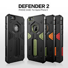 NILLKIN Defender 2nd Gen TPU+PC Army Military Tactic Case for iPhone 6 4.7