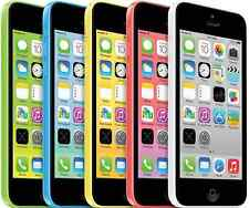 Apple iPhone 5c - 16GB (Unlocked) Smartphone - White Blue Green Pink Yellow (A)