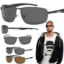 X-Loop Polarized Sunglasses Mens Sport Running Fishing Golfing Driving Glasses