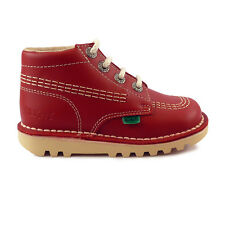 Infants Kickers Kick Hi Red Boots