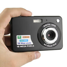 HD 720P 18MP Anti-shake Digital Camera Video Camcorder 2.7'' TFT LCD 8X Zoom New
