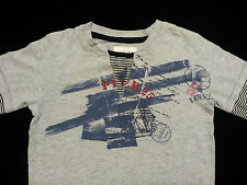 Brand New Without Tag BNWOT Authentic Levis Boys Funky TShirt Sz 3