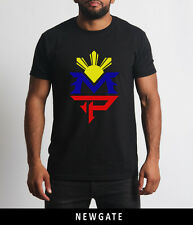Manny Pacquiao Logo T-Shirt Clothing Boxing Pound for Pound Champion