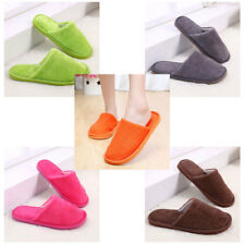 2015 Unisex Home Anti-slip Shoes Soft Warm Cotton Sandal House Indoor Slippers