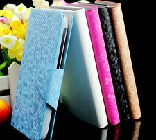 For Sony Xperia Luxury Diamond Grain PU Leather Flip Wallet Case Cover