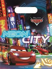 Cars Neon City | Lightning McQueen Party Bags | Loot Bags | Favour Bags 1-48pk