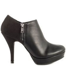 New NIB Womens UNLISTED File Now Bootie Heels Boots Shoes 6 6.5 7 7.5 8 8.5 9