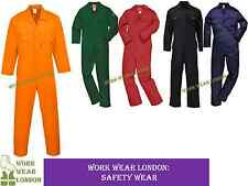 Adults Superior Quality Coverall Overall Boiler Suit Workwear New Boilersuit