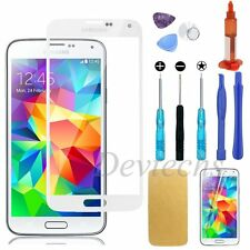 Front Screen Glass Lens Replacement Repair Kit Glue for Samsung Galaxy S3 S4 S5