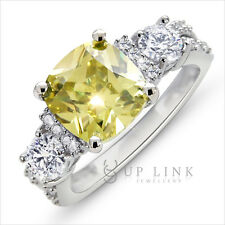 Size6/7/8 Jewelry 10KT White Gold Plated  Women Wedding Love Ring For Women Gift