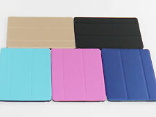 New Slim Smart Cover Synthetic PU Leather Case For iPad Air 2, iPad Mini 1/2/3