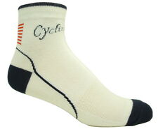 3 Pairs Coolmax SPORT SOCKS for CYCLING and RUNNING