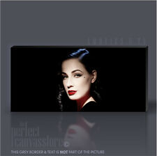 DITA VON TEESE BURLESQUE COLLECTION STUNNING ICONIC CANVAS PRINTS Art Williams