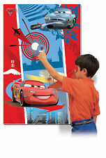 Disney Cars Party Game for 2-48 Players - Pin the Tail